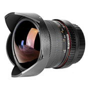 Samyang 8mm f/3.5 AS IF UMC Fish-eye CS II Pentax K