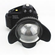 Camdive 200 mm Wide Angle Leans Dome port широкоугольная насадка